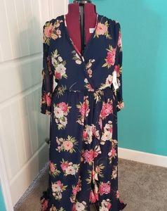 NWT justfab dress size xxl
